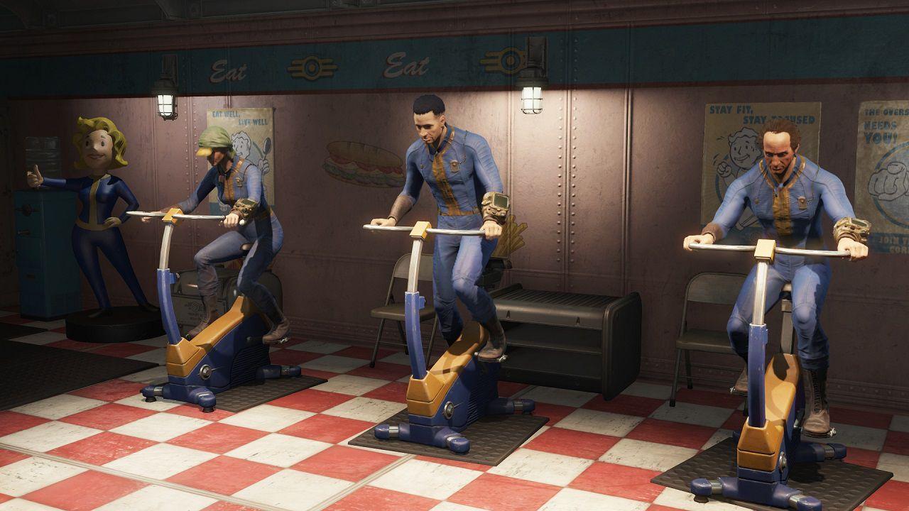 Fallout 4: Vault-Tec Workshop verrà mostrato la prossima settimana