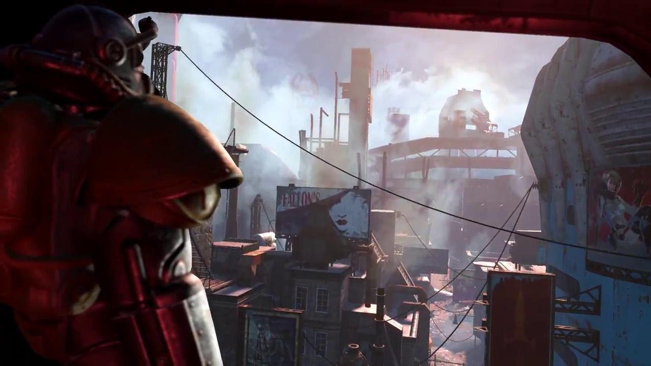 Fallout 4: video comparativo per i tempi di caricamento su PC con hard disk e disco SSD