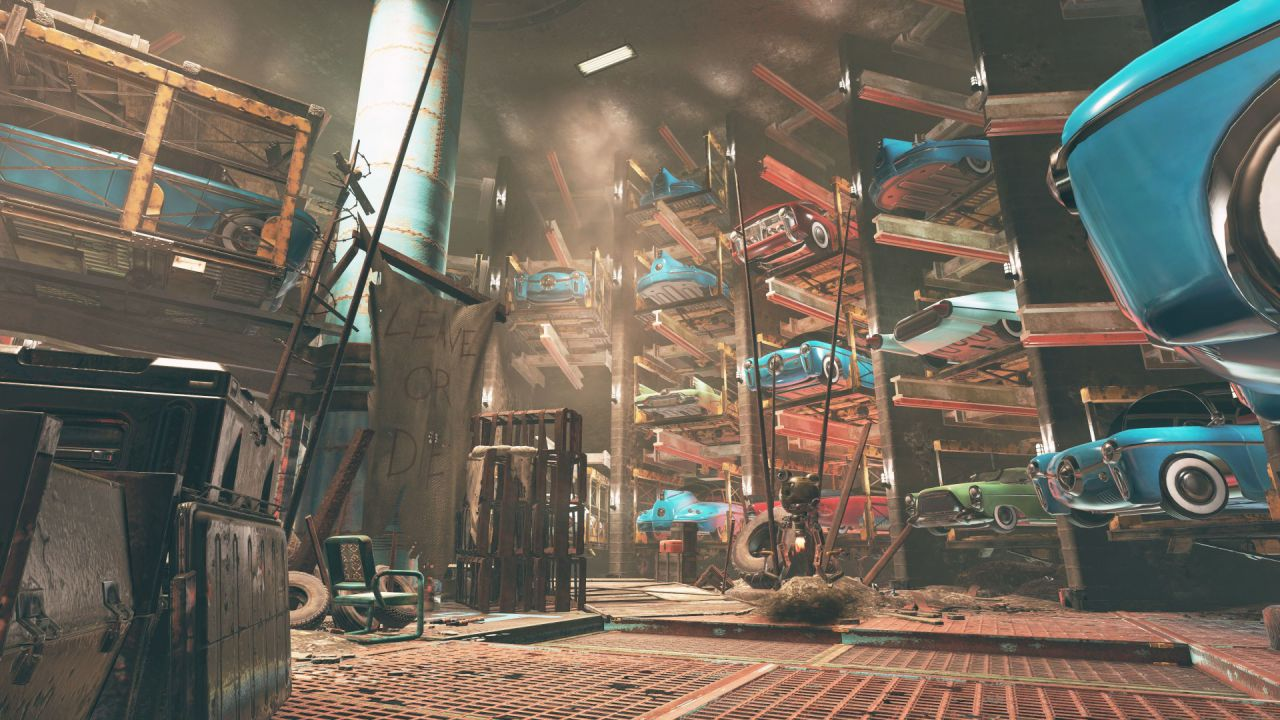 Fallout 76 Wastelanders: interfaccia migliorata, Vault 94 destinato alla chiusura