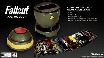 Fallout Anthology finalmente disponibile in tutti i negozi