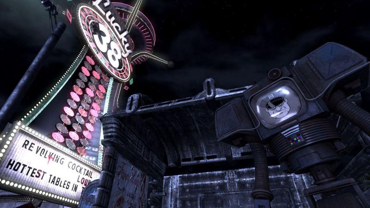 Fallout New Vegas: dettagli sul DLC Gun Runners' Arsenal