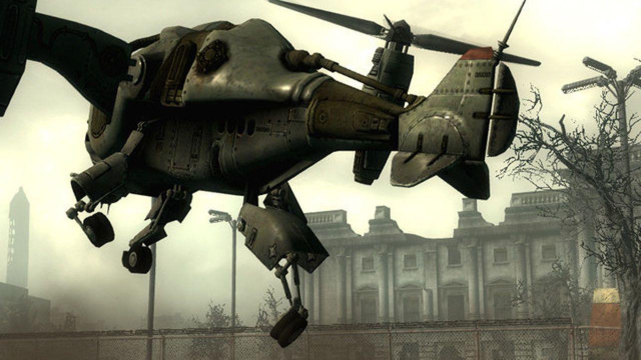 Fallout New Vegas: trailer per il DLC 'Old World Blues'