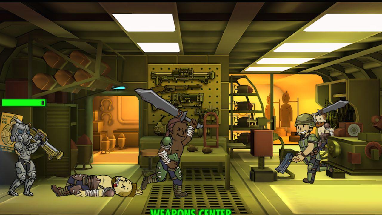 Fallout Shelter arriverà su Android nei prossimi mesi