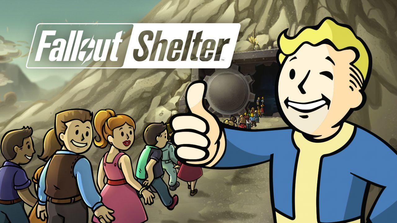 Fallout Shelter si aggiorna con tante novità
