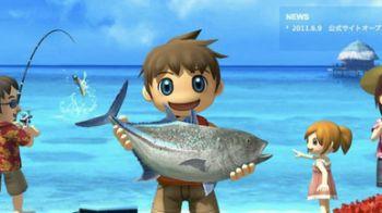 Family Fishing: nuovi dettagli sul gioco di pesca di Yuji Naka per Wii