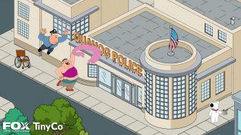 Family Guy Missione per la Gloria: aggiornamento di Halloween