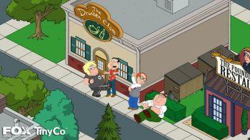 Family Guy: Missione per la Gloria disponibile su App Store e Google Play