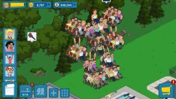 Family Guy Missione per la Gloria: video con la sequenza iniziale del gioco