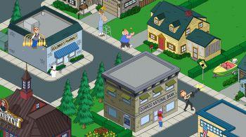 Family Guy The Quest for Stuff, teaser trailer