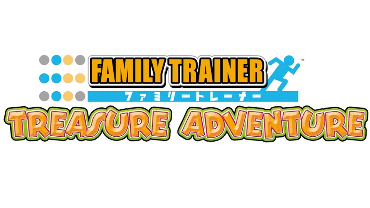 Family Trainer: Treasure Adventure in arrivo in autunno