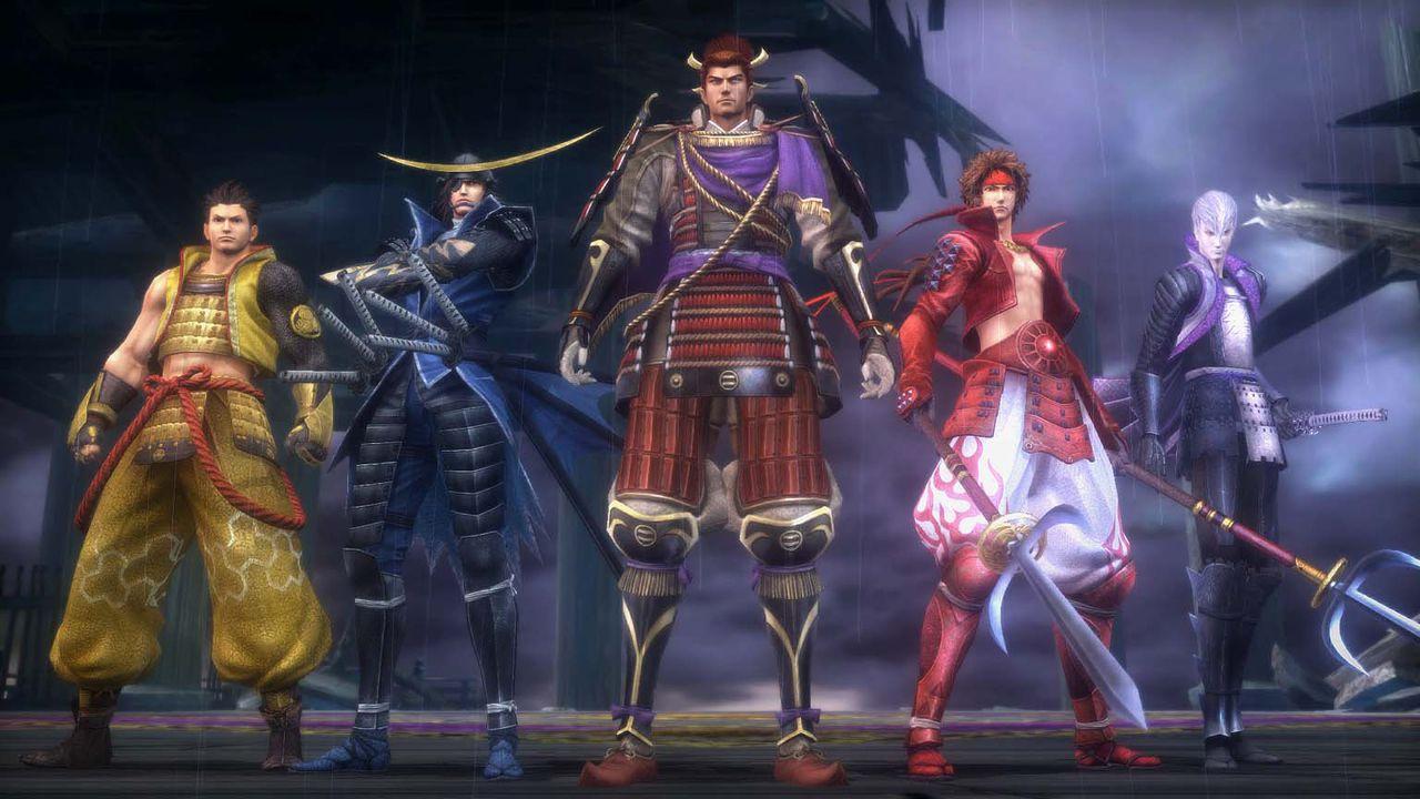 Famitsu premia Sengoku Basara 4 Sumeragi e Makai Shin Trillion