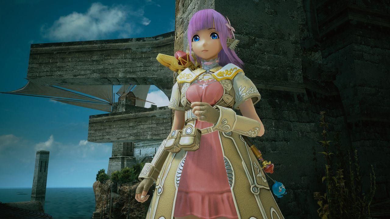 Famitsu rivela due nuovi personaggi per Star Ocean 5