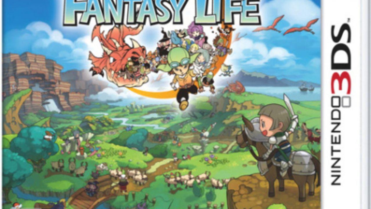Fantasy Life: annunciata una versione con nuove feature online