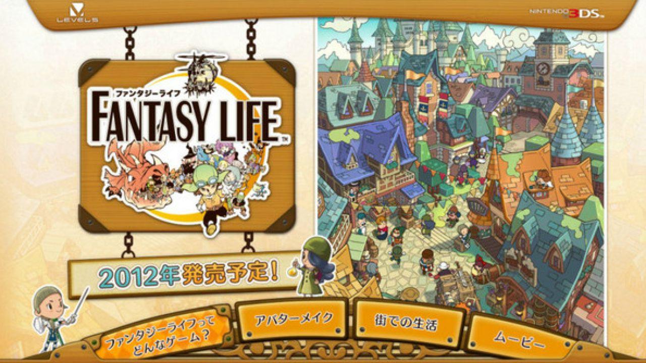 Fantasy Life: Link! - pubblicato il trailer di debutto
