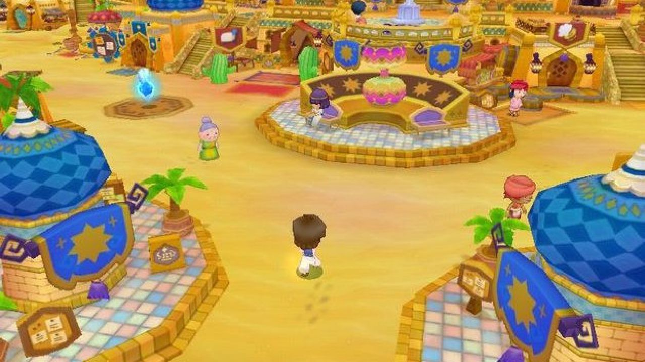 Fantasy Life: Link! si mostra in video