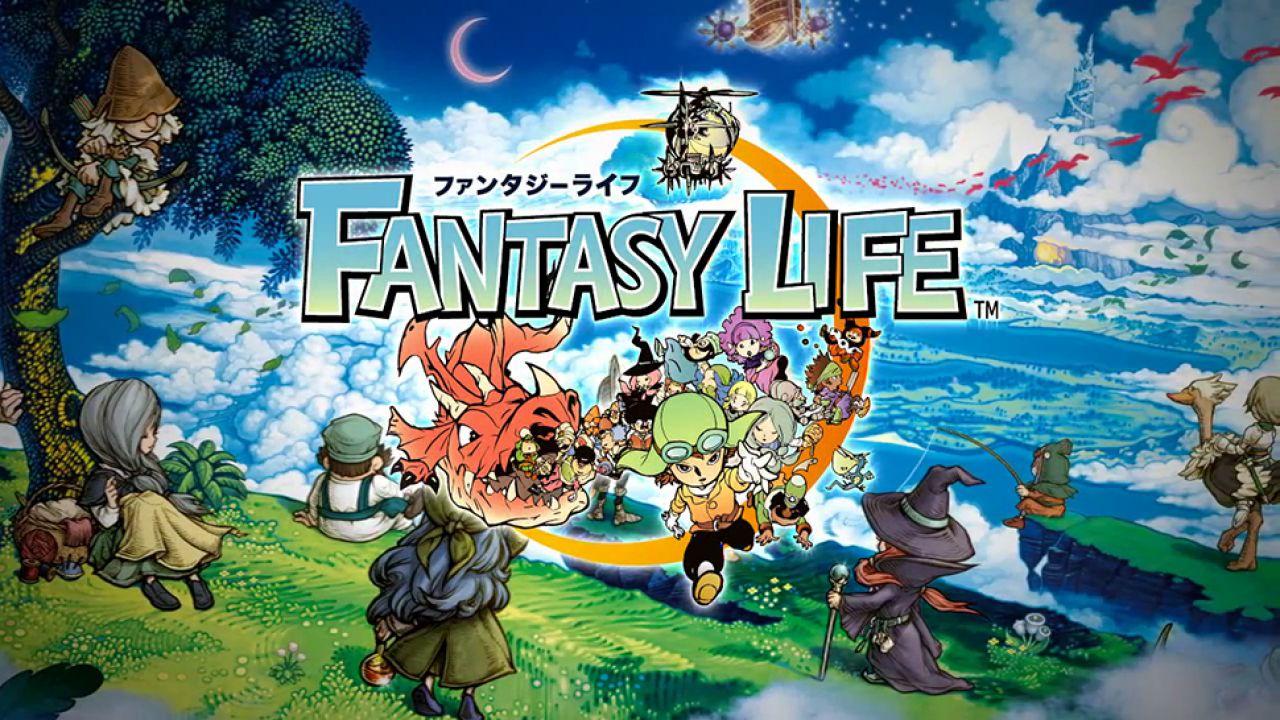 Fantasy Life tocca quota un milione di copie