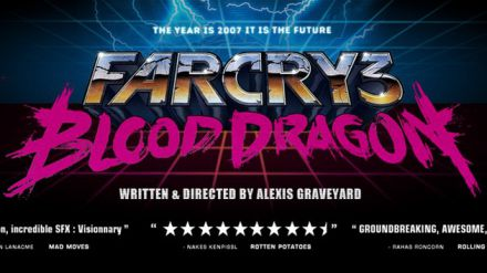 Far Cry 3: Blood Dragon - disponibile ora su Xbox Live Marketplace