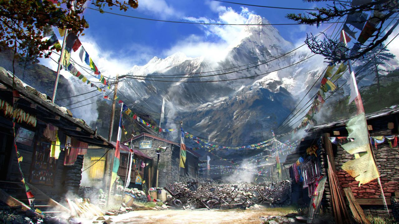 Far Cry 4 by Morlu Total Gaming - Outtakes, extra ed errori