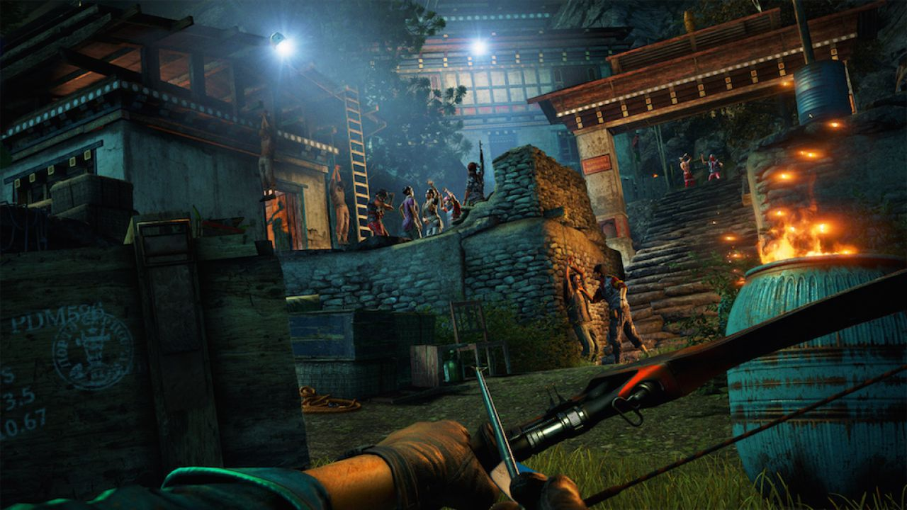 Far Cry 4: il DLC Fuga da Durgesh in diretta su Twitch il 16 gennaio