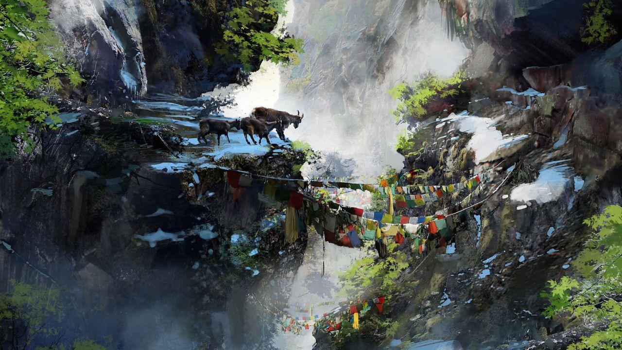 Far Cry 4: downgrade grafico su PS4 dopo l'installazione della patch 1.02?