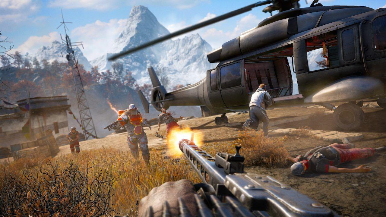 Far Cry 4: patch 1.8.0 disponibile per il download