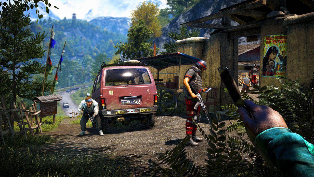 Far Cry 4 scontato sull'Humble Store