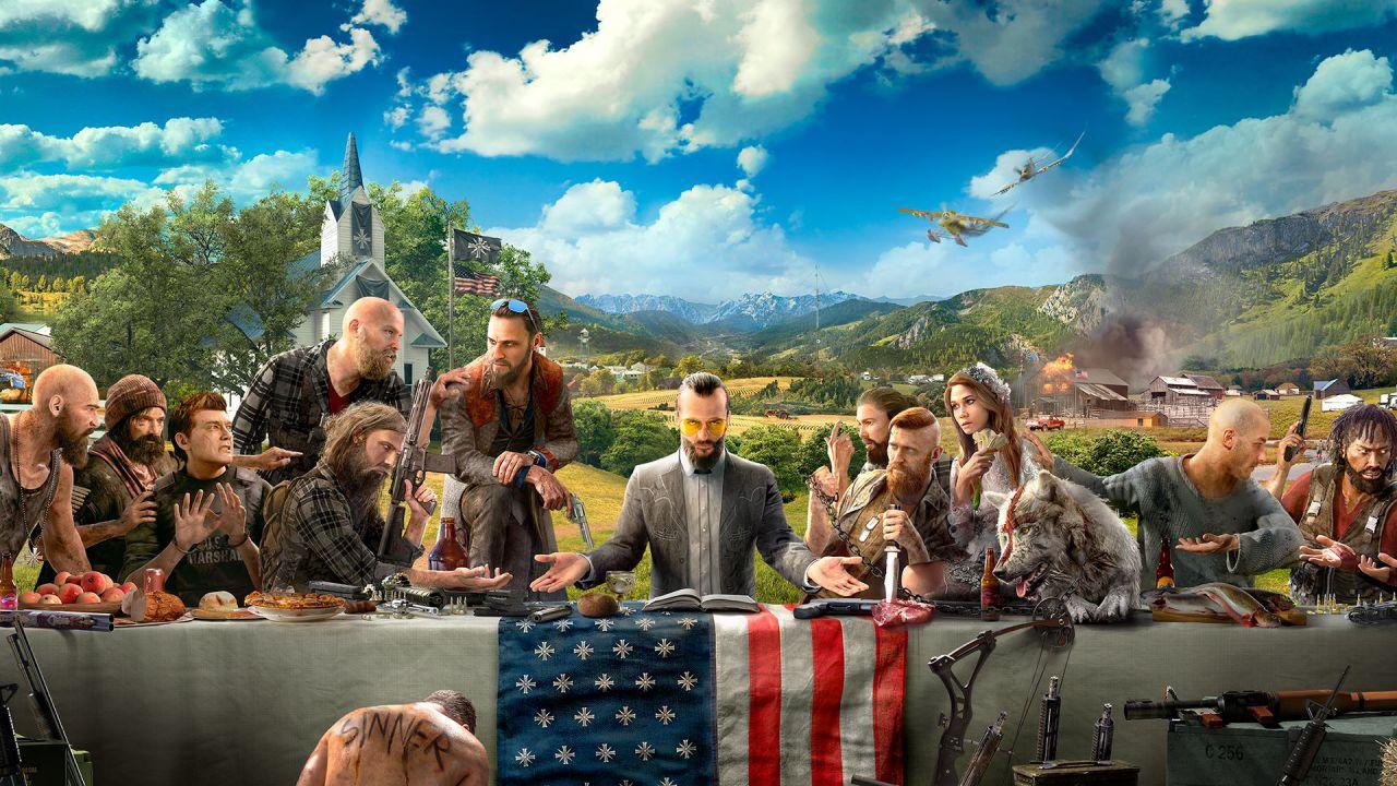 Far Cry 5 si è aggiornato con un nuovo livello di difficoltà e il New Game Plus