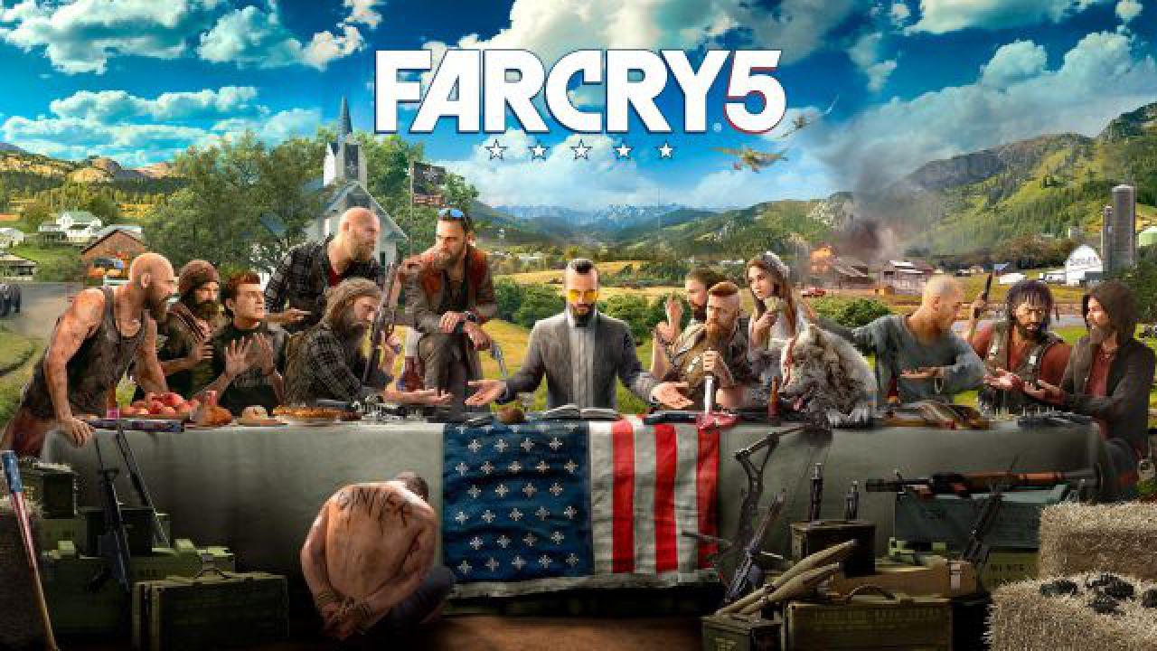 Far Cry 5 è il gioco Ubisoft più venduto su console di questa generazione!
