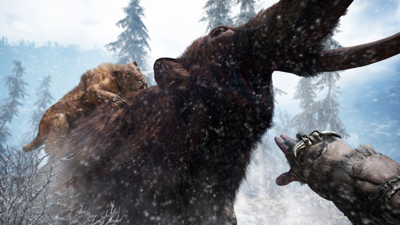 Far Cry Primal giocato da Yuri Polverino - Episodio 4