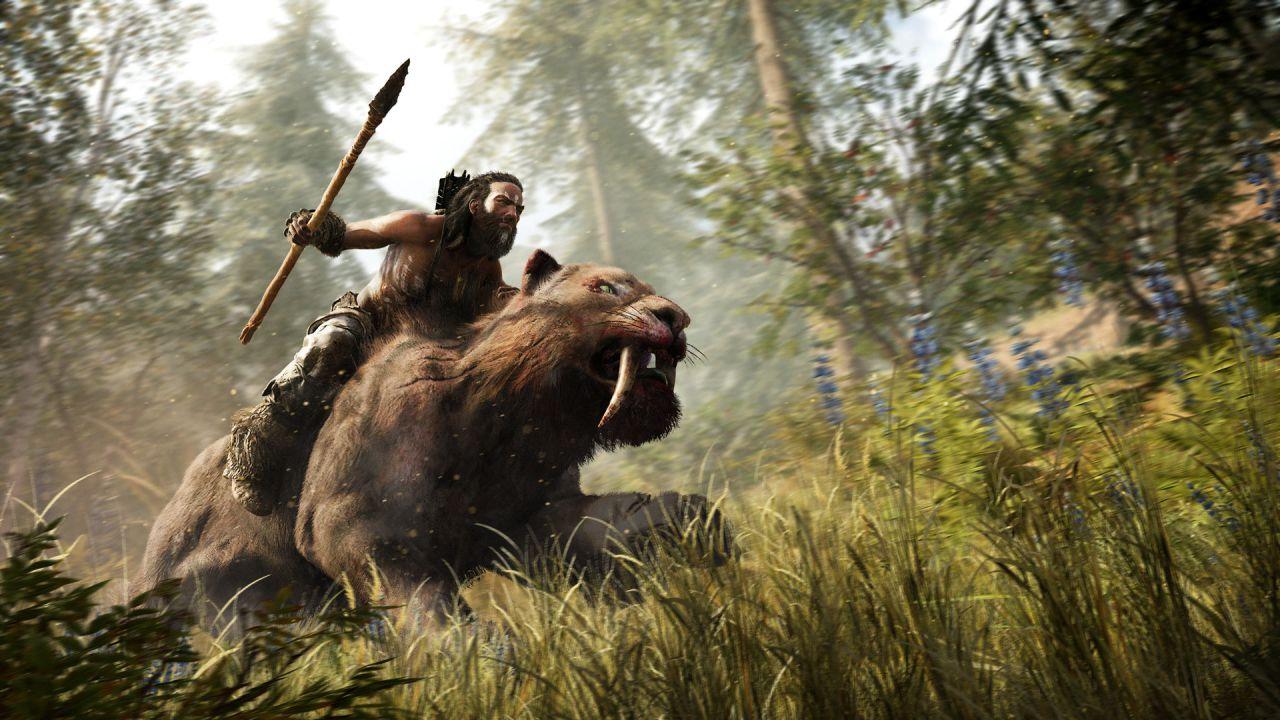 Far Cry Primal guida la classifica inglese, seguito da The Legend of Zelda Twilight Princess HD