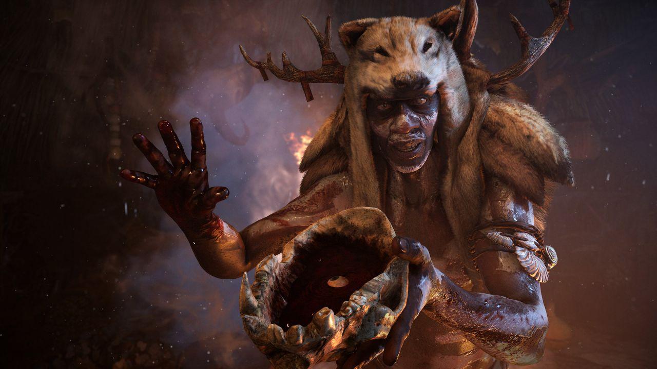 Far Cry Primal: lungo filmato di gameplay e nuove immagini di Jayma