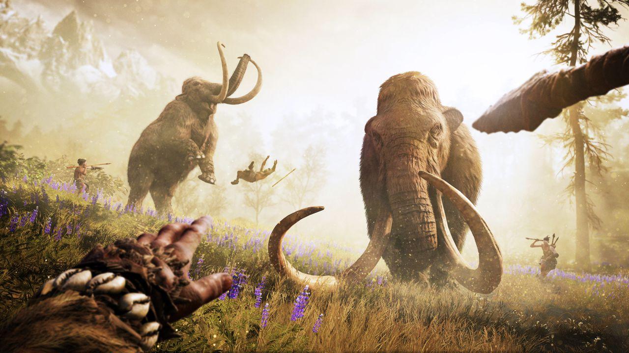 Far Cry Primal: è possibile rimuovere l'HUD grazie ad un nuovo aggiornamento