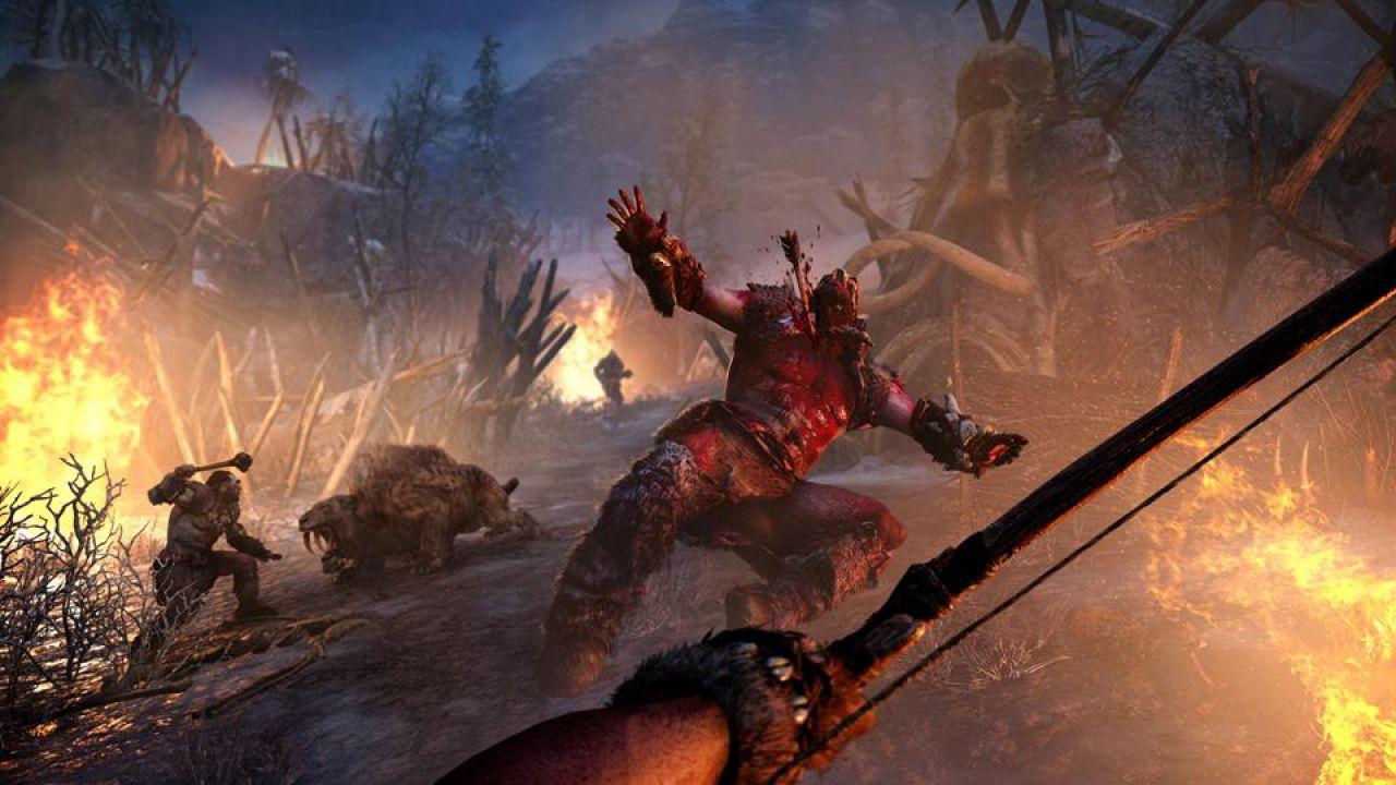 Far Cry Primal: Previste scene di nudo e momenti particolarmente violenti