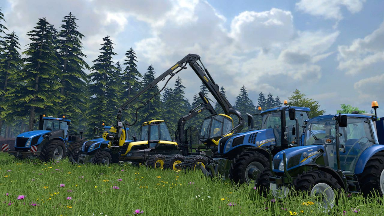 Farming Simulator 15 Gold Edition disponibile da oggi