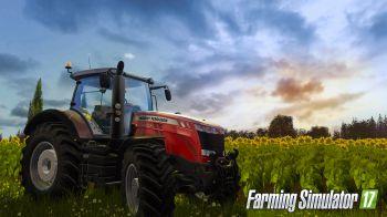 Farming Simulator 17: primo trailer del gioco