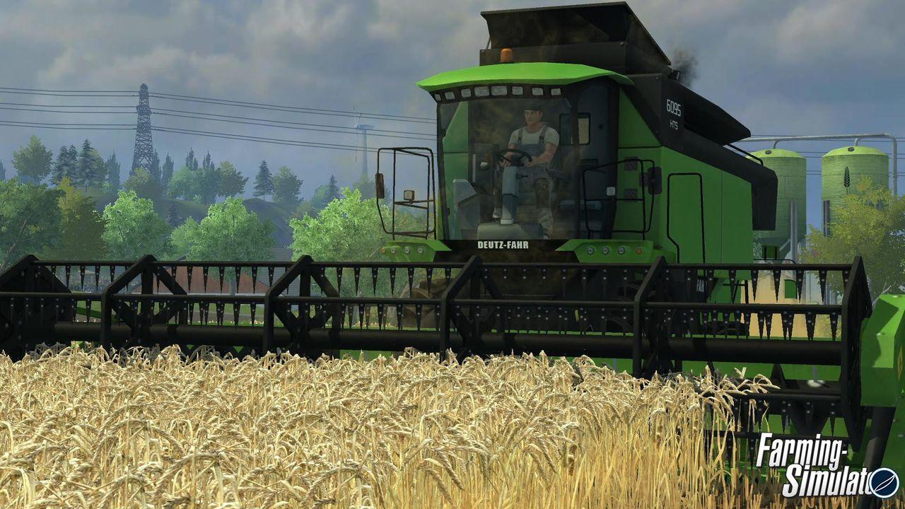 Farming Simulator: nuove immagini della versione console