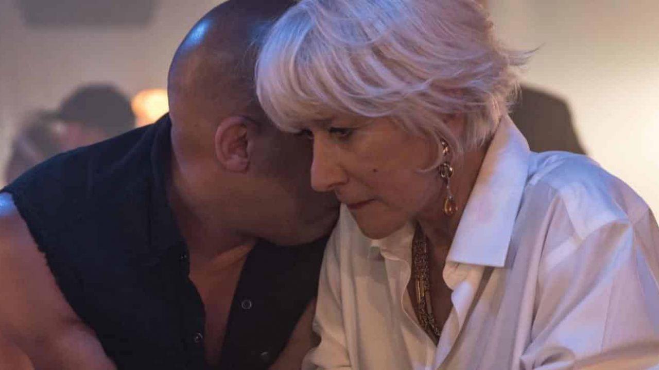 Fast and Furious 9: anche Helen Mirren alla guida? Parla Vin Diesel