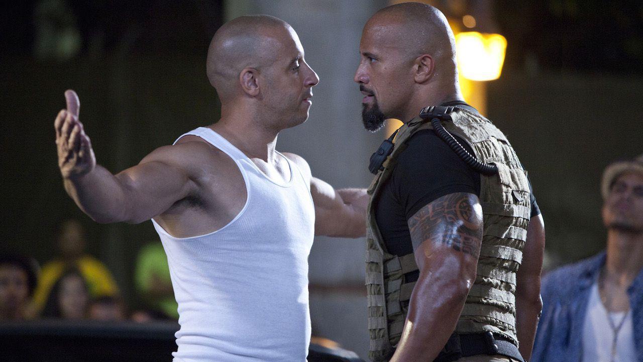 Fast & Furious 8, com'è finita la faida tra The Rock e Vin Diesel?