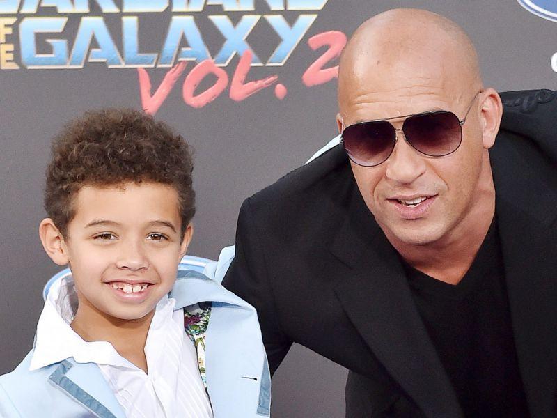 Fast & Furious 9, il figlio di Vin Diesel sarà baby Dom Toretto: ed è stato anche pagato!