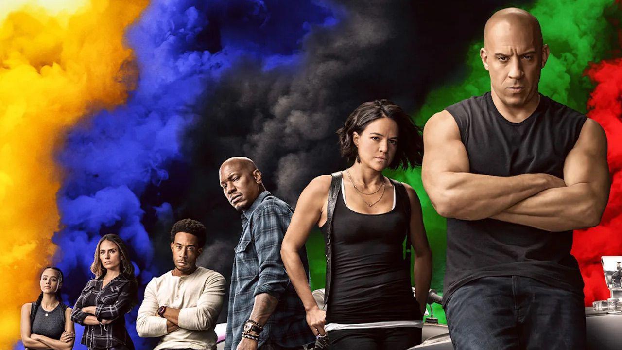 Fast & Furious 9, il film con Vin Diesel e John Cena è stato nuovamente posticipato