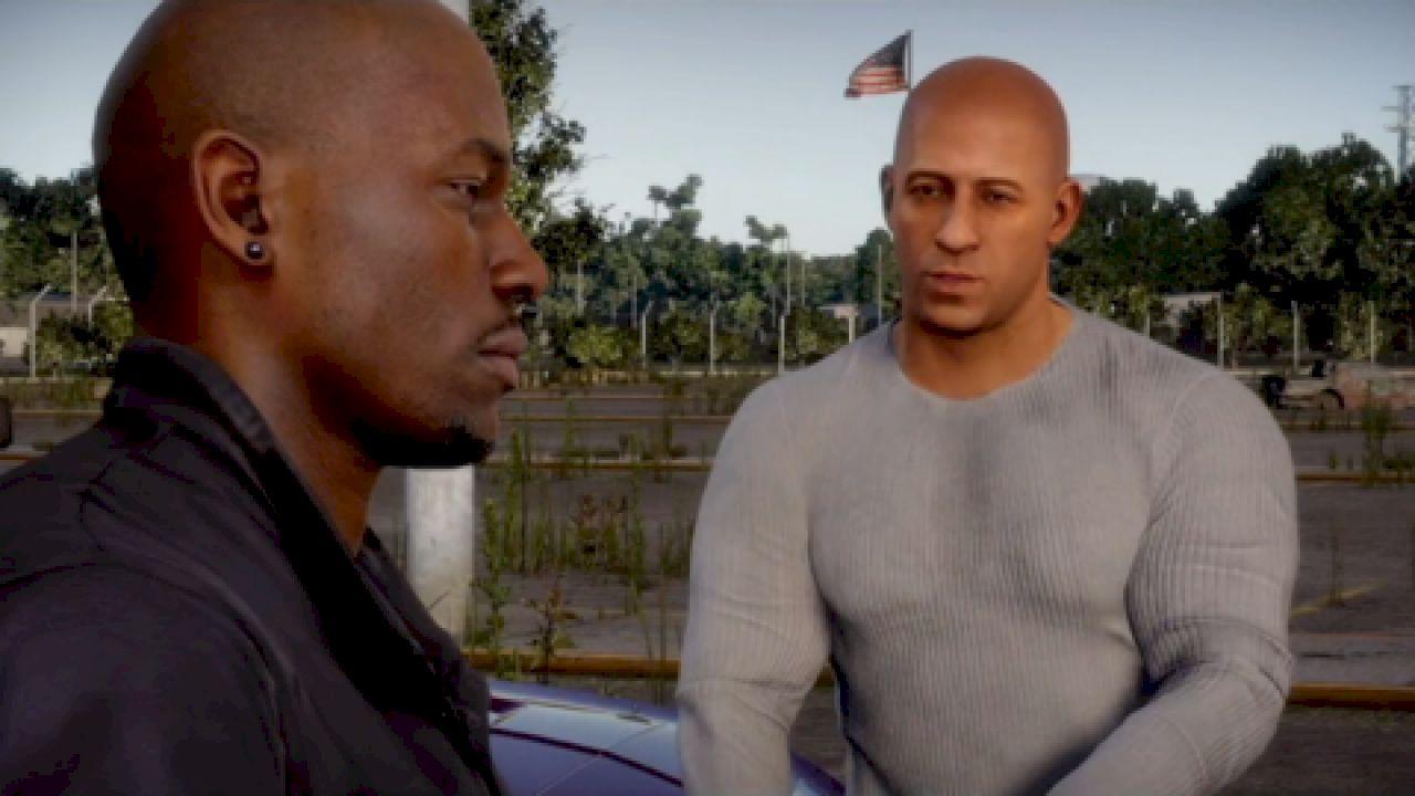 Fast & Furious Crossroads: svelato il cast del gioco