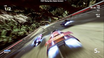 FAST Racing Neo: la Cobalt Cup mostrata in video