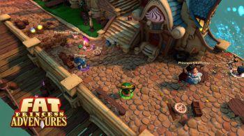 Fat Princess Adventures: nuove immagini