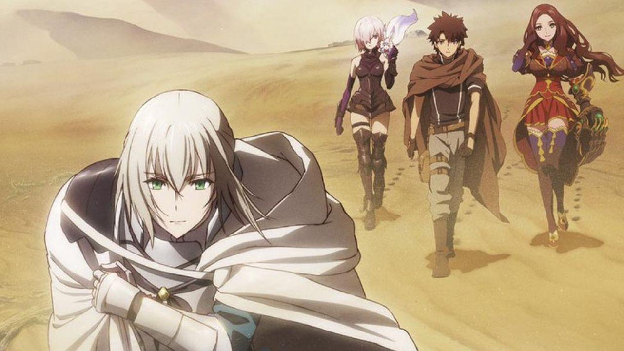 Fate/Grand Order: il primo film del progetto Camelot si rivela in un nuovo trailer