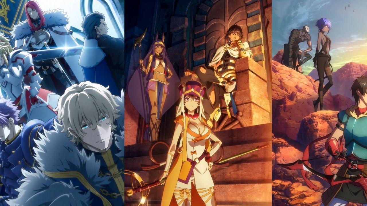 Fate/Grand Order: il secondo film ha un nuovo poster e data di uscita fissata per il 2021