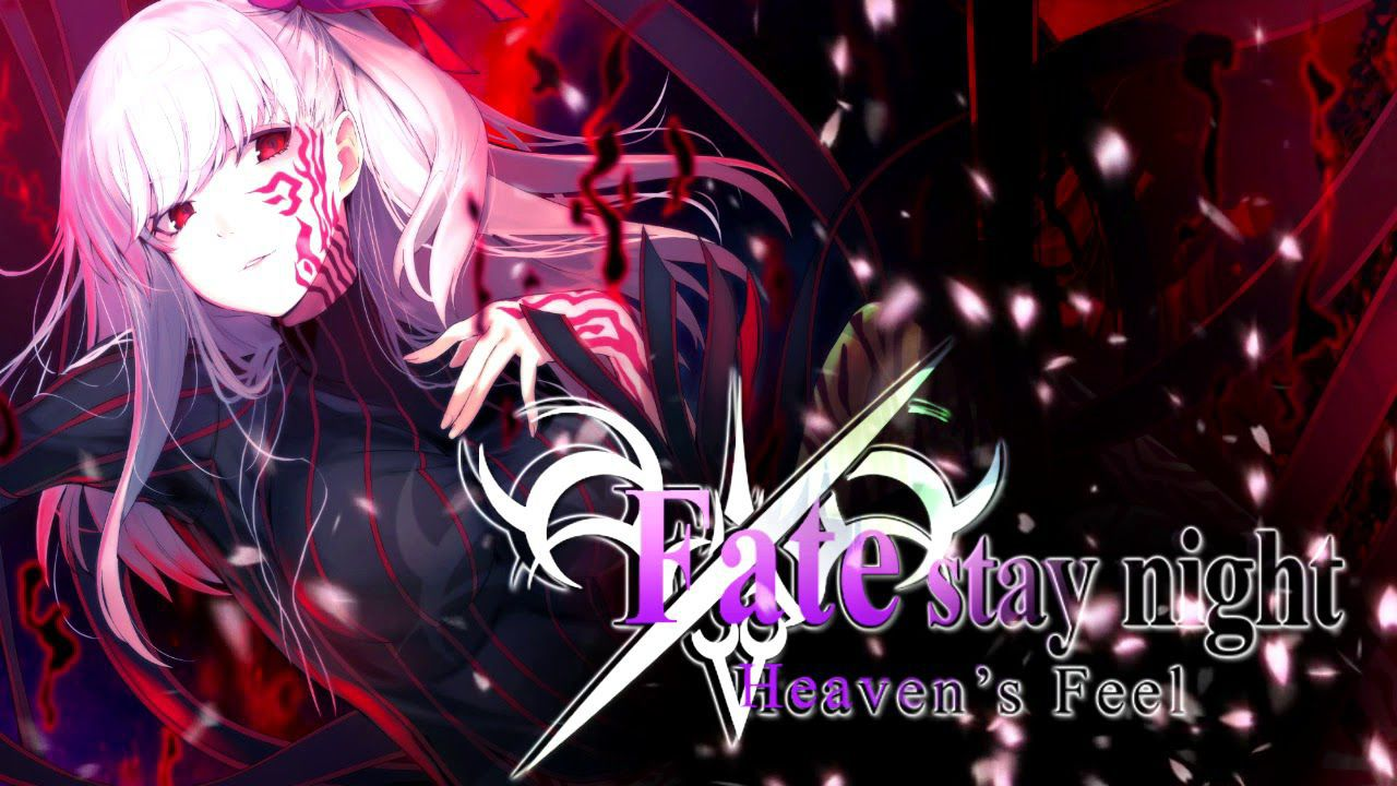 Fate/Stay Night: Heaven's Feel II: ecco la data di uscita del Bluray e la copertina