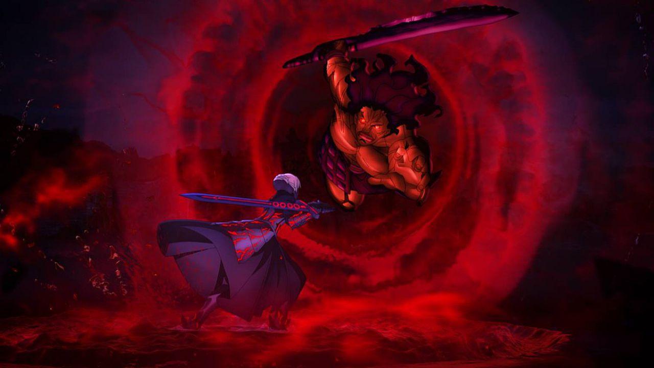 Fate/stay night Heaven's Feel II. lost butterfly continua a stupire al botteghino