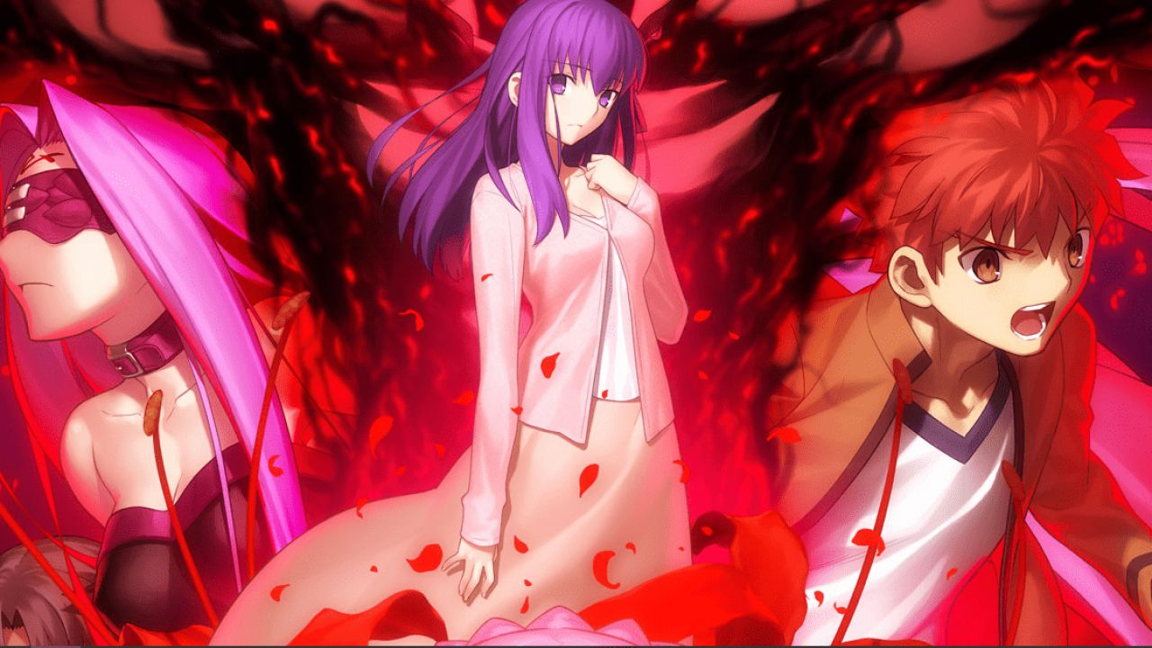 Fate/stay night Heaven's Feel II. lost butterfly, rivelato un nuovo promo televisivo