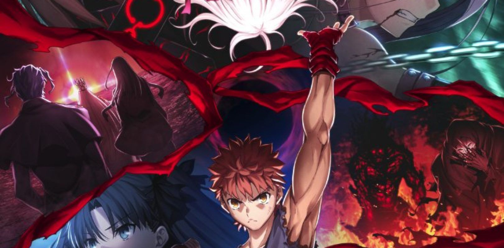 Fate Stay Night Heaven S Feel Iii Spring Song The End Of