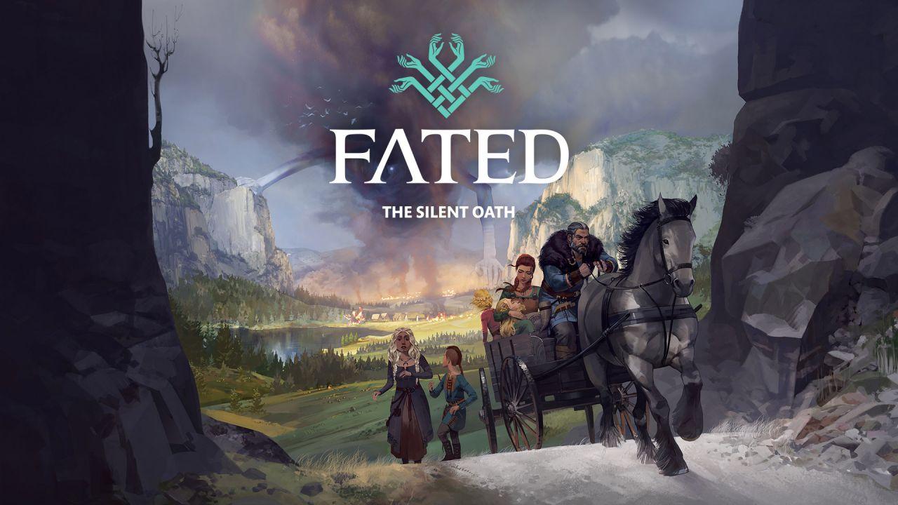 Fated The Silent Oath arriva su Oculus e Vive